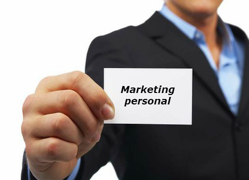 Marketing personal o Imagen personal