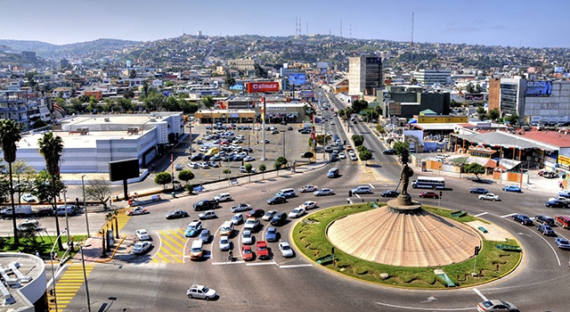 Cobertura Medios Exteriores Tijuana