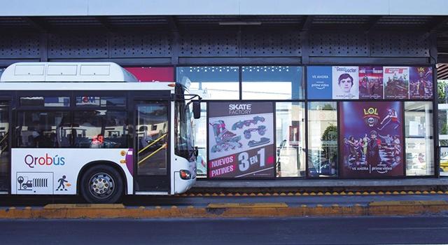 Cobertura Medios Exteriores Querétaro