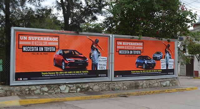 Cobertura Medios Exteriores Oaxaca